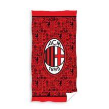 AC Milan törölköző 70 x 140 cm