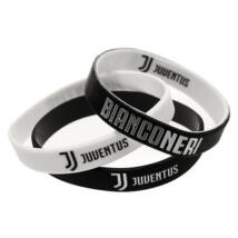 Juventus FC szilikon karkötő 3db