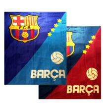 FC Barcelona takaró/pléd 120*150cm