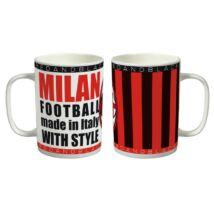 AC Milan bögre 350ml