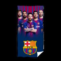 FC Barcelona törölköző 70 x 140 cm