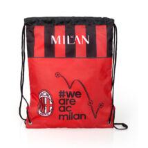 AC Milan szurkolói tornazsák