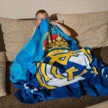 Real Madrid CF takaró/pléd 150*200cm