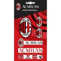 AC Milan vinyl matrica, 6db