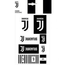 Juventus vinyl matrica, 9db