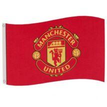 Manchester United FC zászló CC