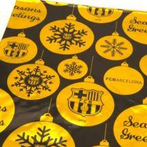 FC Barcelona csomagolópapír
