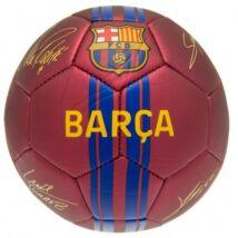 FC Barcelona focilabda, aláírásokkal
