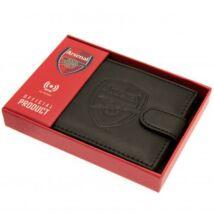Arsenal FC bőr pénztárca