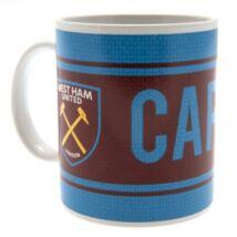 West Ham United FC bögre 310ml, CAPTAIN
