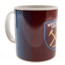 West Ham United FC bögre 310ml, FADE