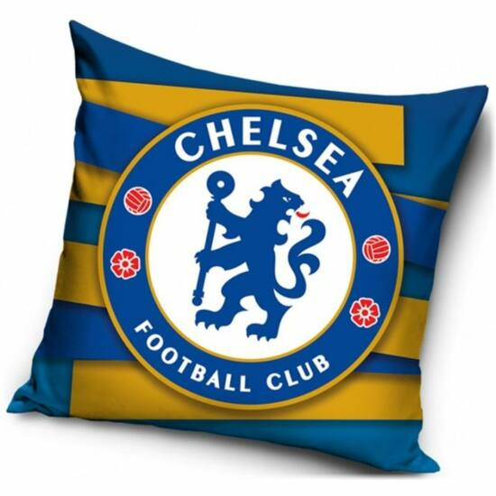 Chelsea FC párna, 40x40cm, STRIPE
