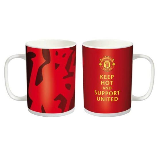 Manchester United FC bögre 350ml
