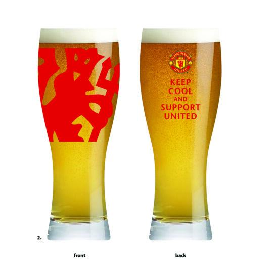 Manchester United FC söröspohár 500 ML