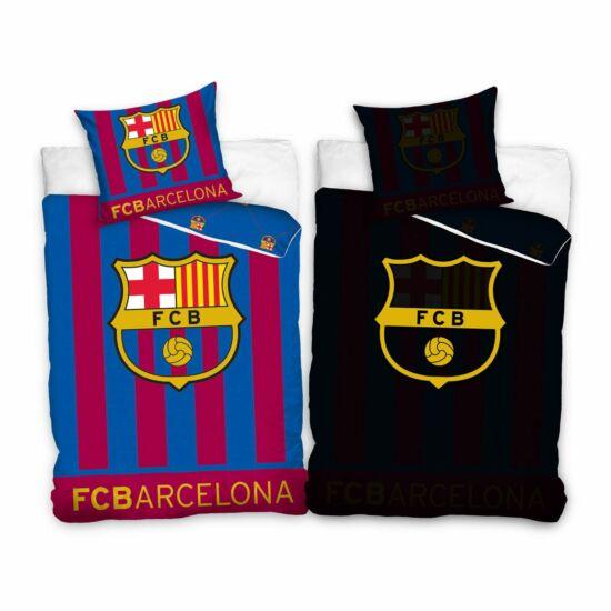FC Barcelona ágynemű 140x200cm+70x80cm, foszforeszkáló