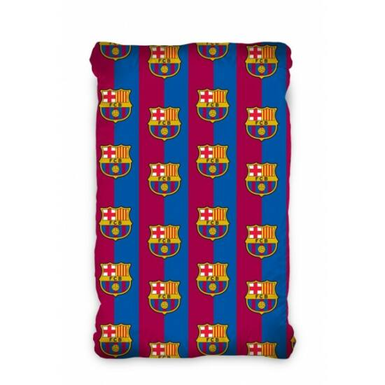 FC Barcelona gumis lepedő, 90x200x25cm