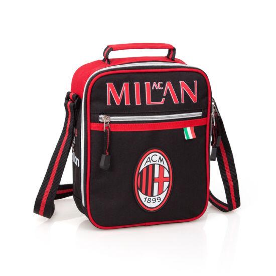 AC Milan válltáska, 21x23cm