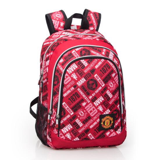Manchester United FC hátizsák 43x32x20cm