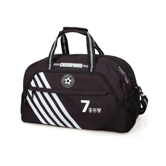 Juventus FC sporttáska,  60x35x30cm, Bianconeri