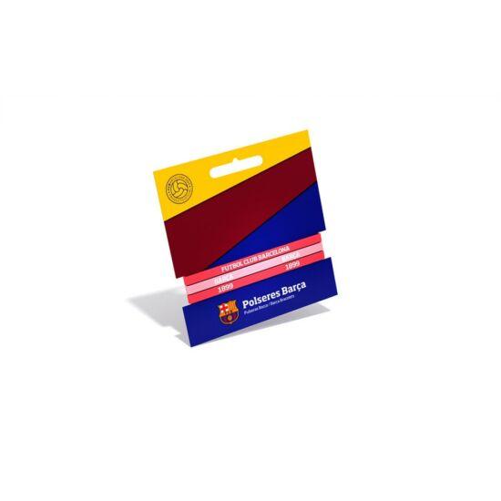 FC Barcelona karkötő 3db/csomag