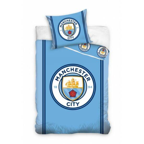Manchester City FC ágynemű 140x200cm+70x80cm, BASE