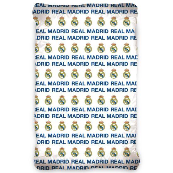 Real Madrid CF gumis lepedő, 90x200x25cm