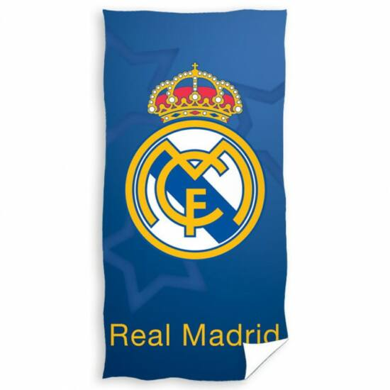 Real Madrid CF törölköző 70 x 140 cm