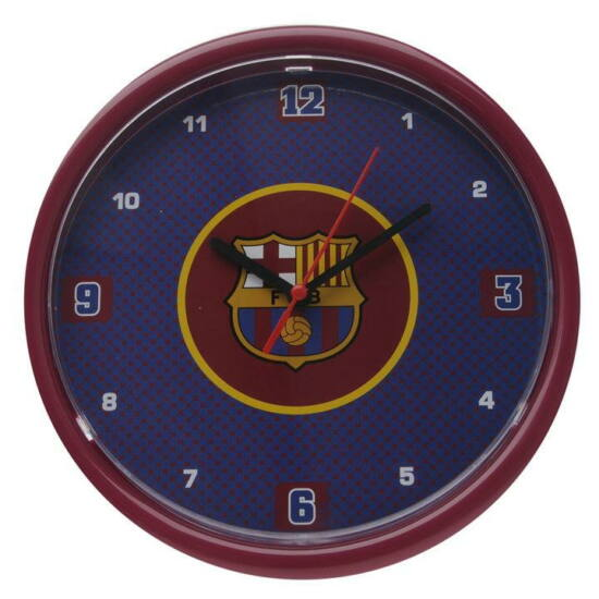 FC Barcelona falióra