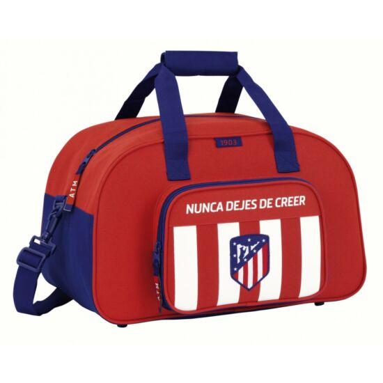 Atletico Madrid szurkolói sporttáska 24x40x23cm