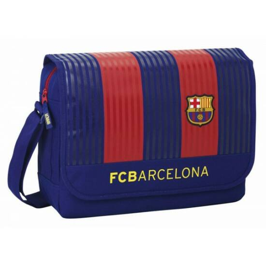 FC Barcelona szurkolói oldaltáska 40x30x12cm