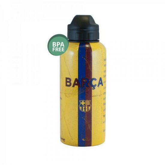 FC Barcelona alumínium kulacs