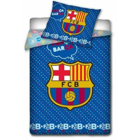 FC Barcelona gyerek ágynemű 100x135cm+40x60cm