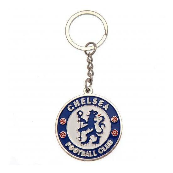 Chelsea FC szurkolói kulcstartó