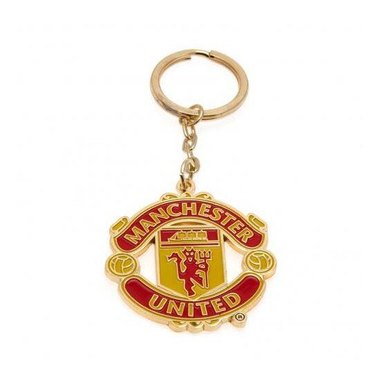 Manchester United FC szurkolói kulcstartó