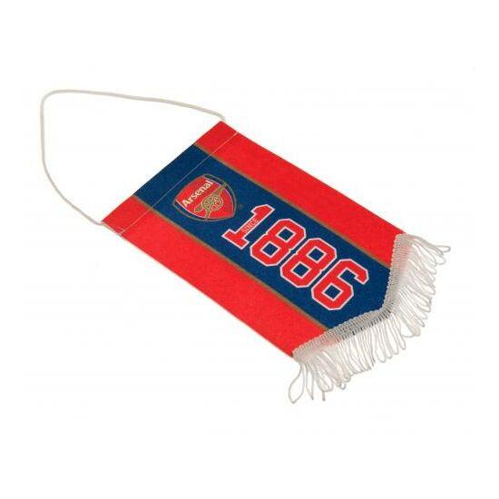 Arsenal FC mini zászló 16x10cm