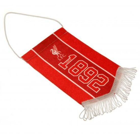 Liverpool FC mini zászló 16x10cm