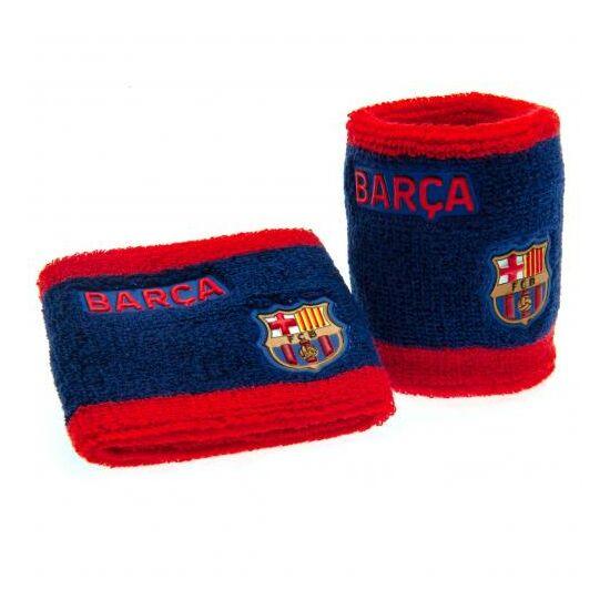 FC Barcelona csuklószorító 2db, HC