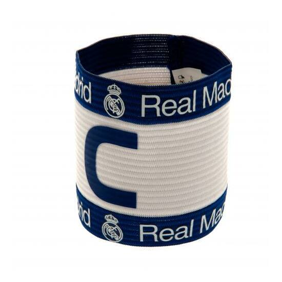 Real Madrid CF csapatkapitányi karszalag