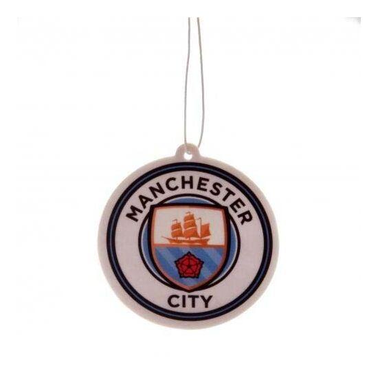 Manchester City FC autó illatosító