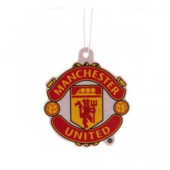 Manchester United FC autó illatosító