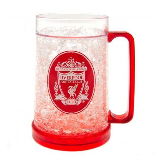 Liverpool FC hűtő korsó