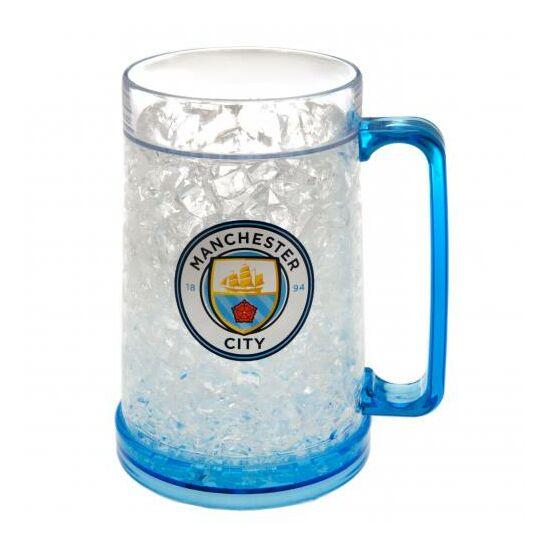Manchester City FC hűtő korsó