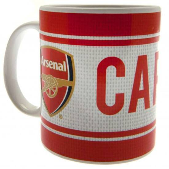 Arsenal FC bögre 310ml, CAPTAIN