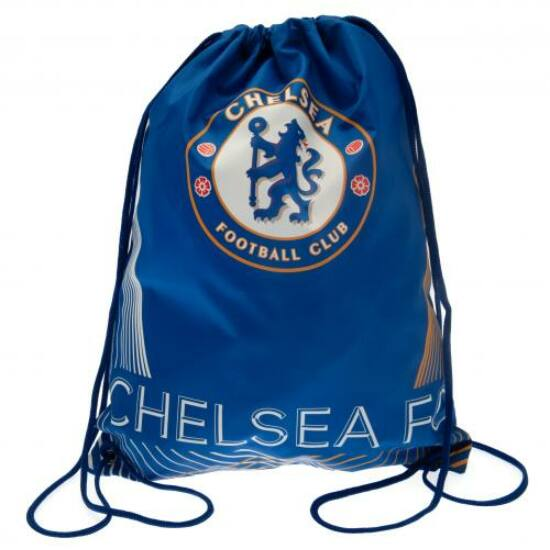 Chelsea FC szurkolói tornazsák MX