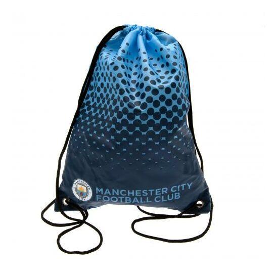 Manchester City FC szurkolói tornazsák