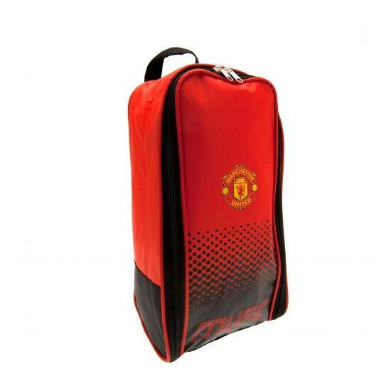 Manchester United FC cipőtáska, 35x18x12cm