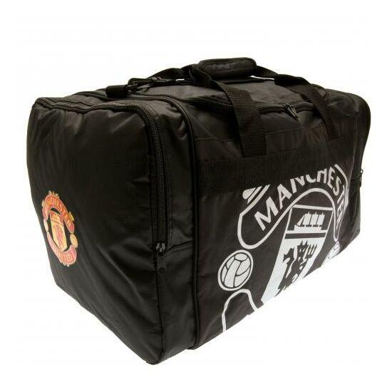 Manchester United FC utazótáska, 45x30x28cm