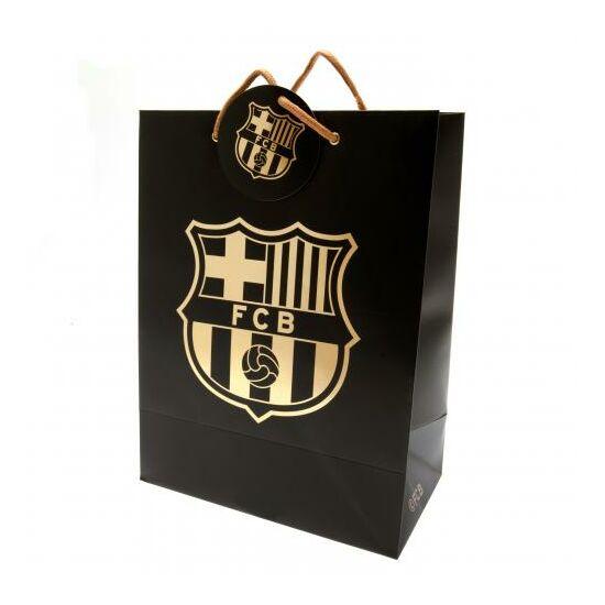 FC Barcelona ajándék táska