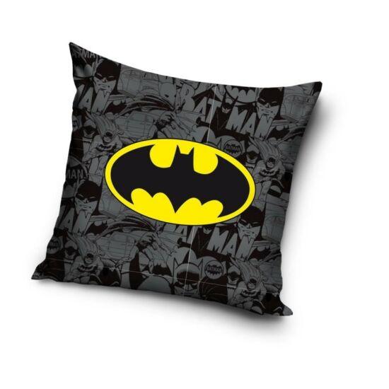 Batman párna 40x40cm, BLK