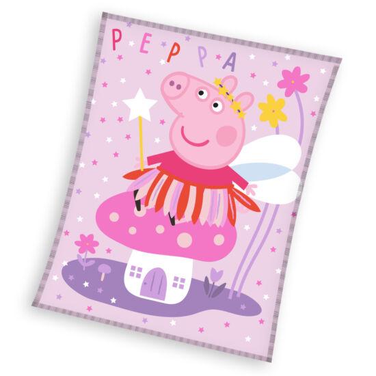 Peppa Malac / Peppa Pig pléd / takaró 150x200cm